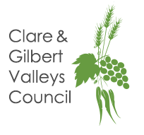 Clare & Gilbert Valleys Council logo