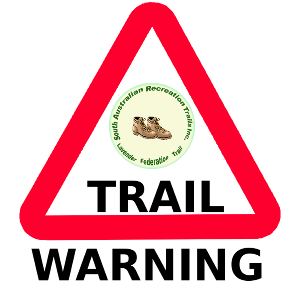 TRAIL WARNING