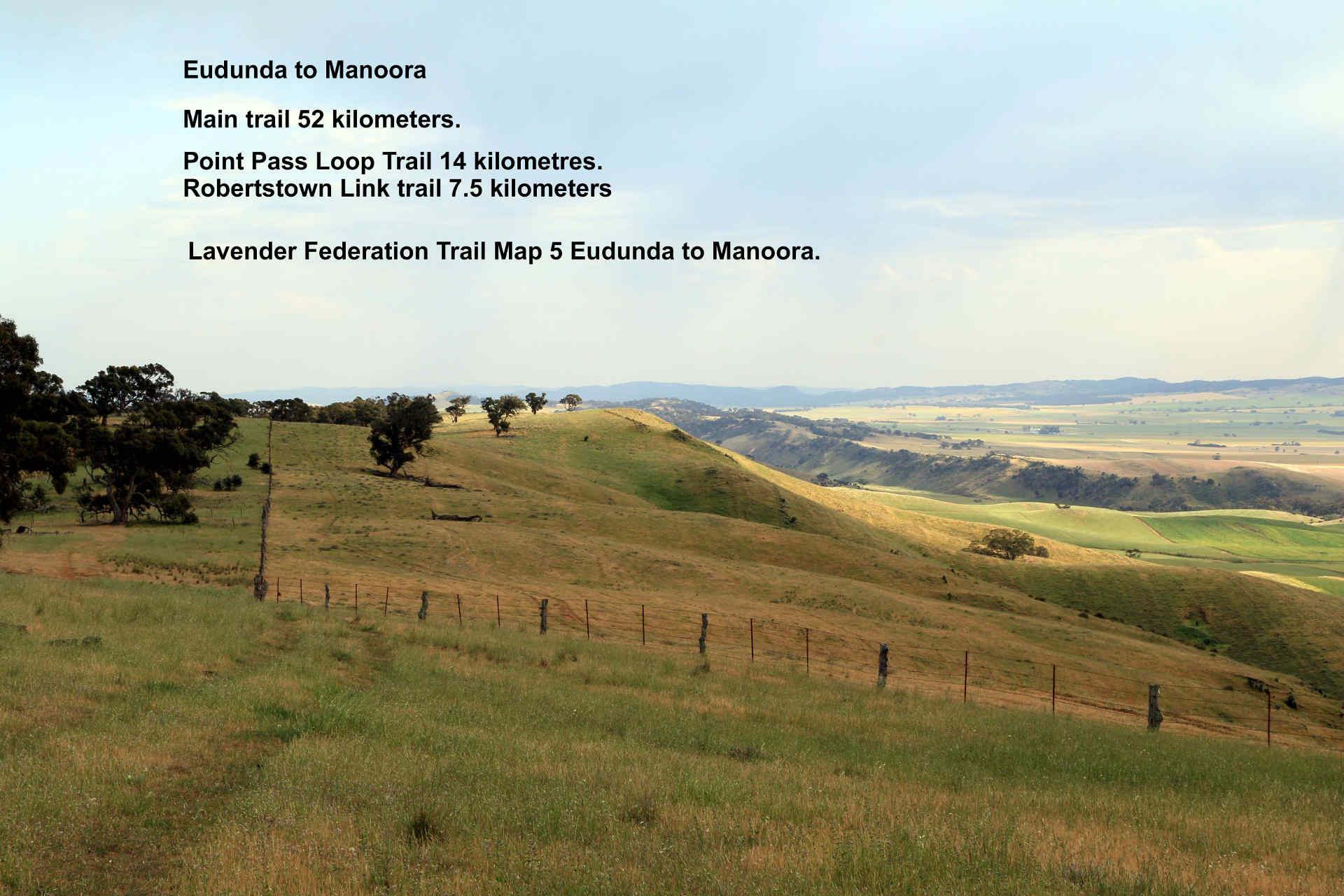 Lavender Federation Trail - 01 Eudunda to Inspiration Point-Eudunda (1)
