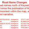 LFT – Road Name Changes – Map 3