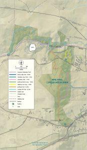 Kinchina Concervation Park Map Oct 2019