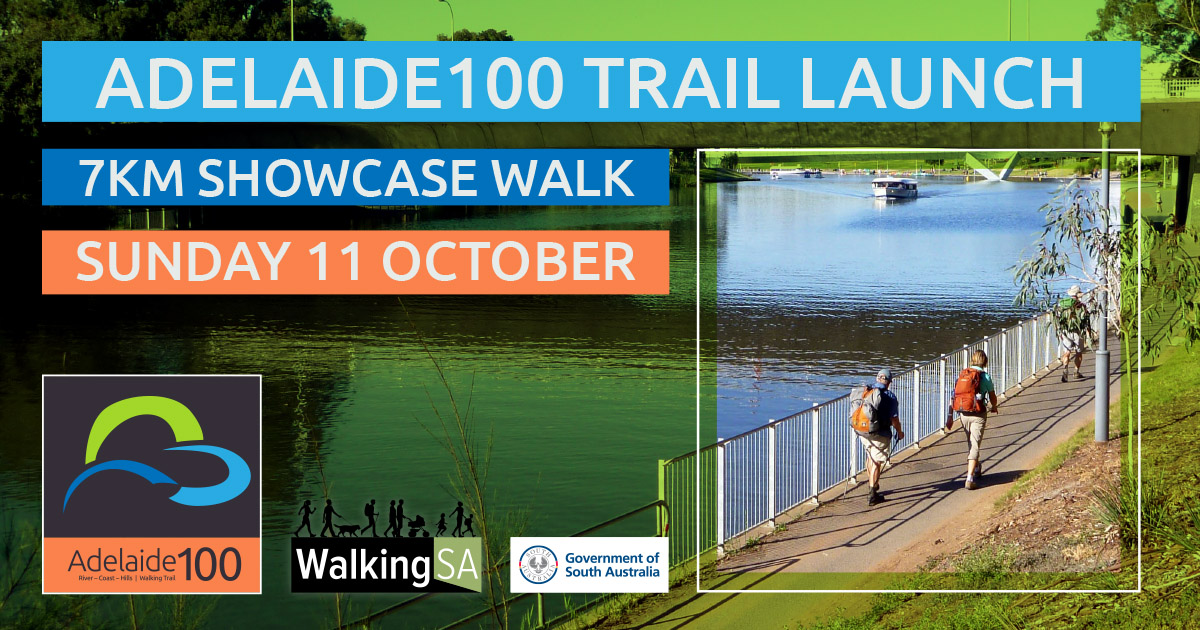 Adelaide 100 Trail Launch